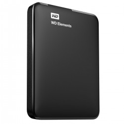 WD Elements Disque dur - 500 Go - externe
